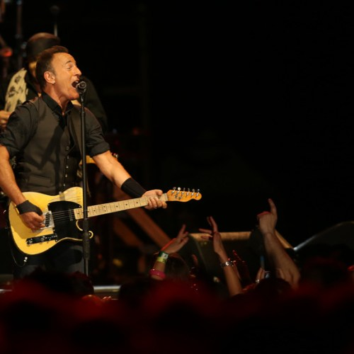 The Boss is Back…Bruce Springsteen releases his first track from his upcoming solo album