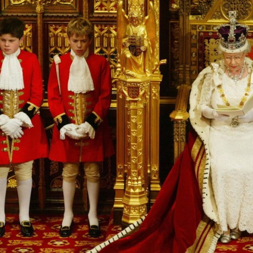 Manoeuvres so as the Queen Speech is delayed until Brexit is delivered