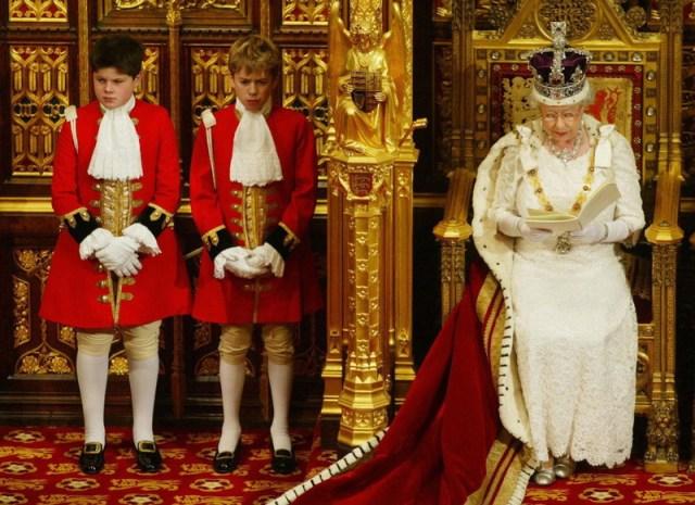 Queen Elizabeth II Blue Sapphire Jubilee