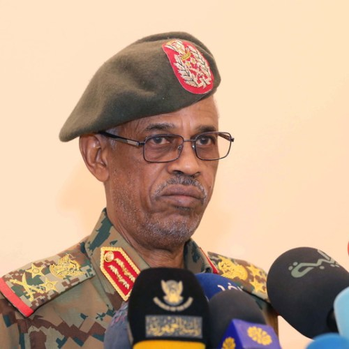 Sudan's head of military council resigns day after leading coup