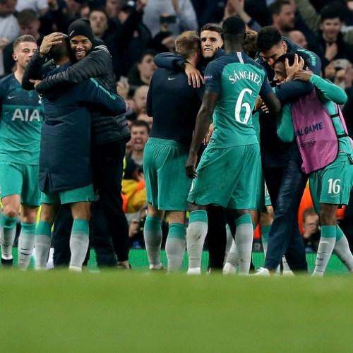 Tottenham Hotspur and Liverpool qualify for UEFA Champions League Semi-Final