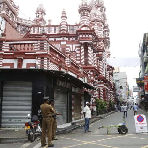 Fears of reprisal attacks characterise Sri Lanka's first weekend of religious services