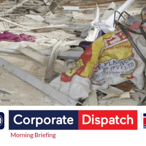 Corporate Dispatch Morning Briefing and News Review
