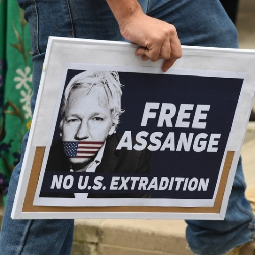 Assange extradition could take years