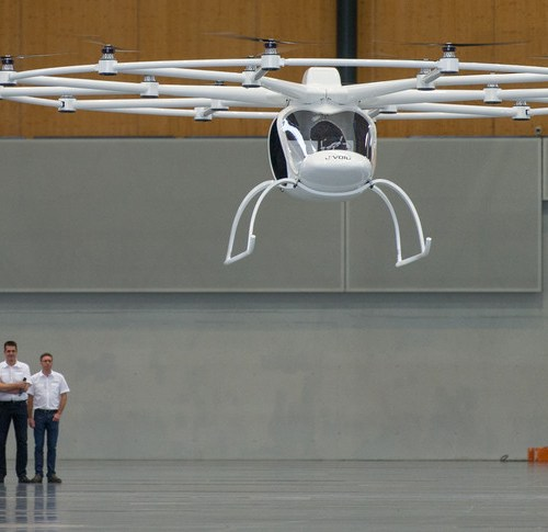 Slideshow: Singapore announces trials for air taxis