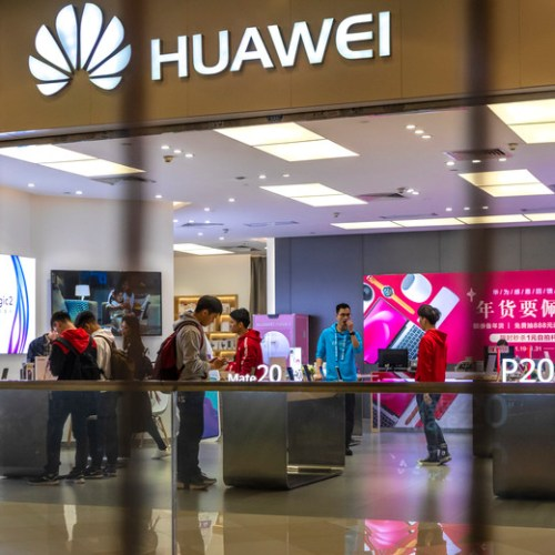 UK's Huawei role in future 5G mobile network provokes controversy in weakened British Government