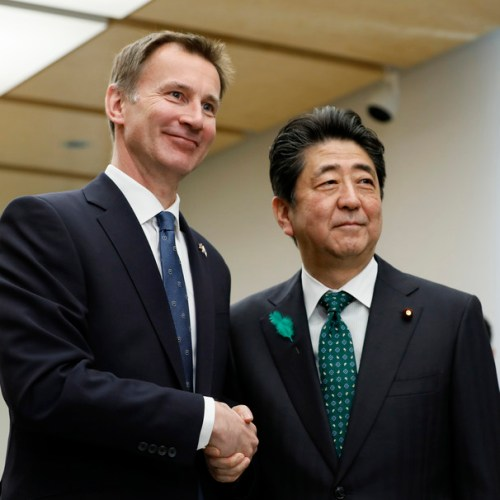 British Foreign Minister assures Japan on Brexit