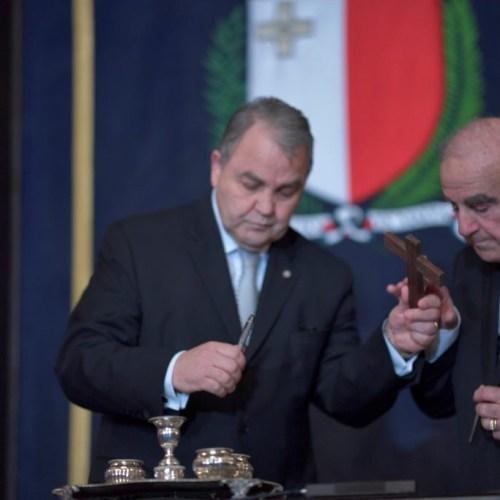 Dr George Vella sworn in as Malta's President