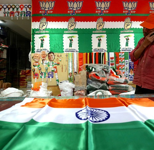 A quick look: India votes… the world's biggest election