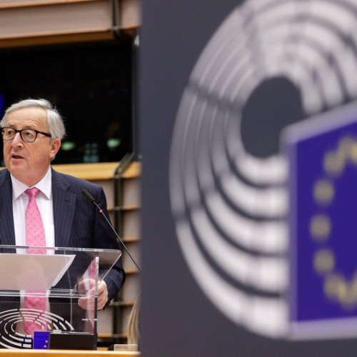 Changes in Juncker's commission