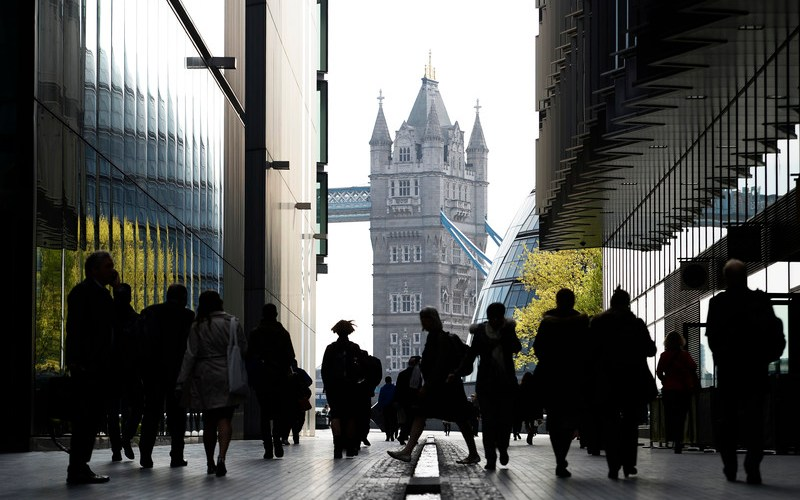 UK employees work the longest hours in the EU