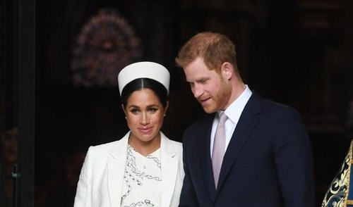 Harry and Meghan royal birth will be kept private