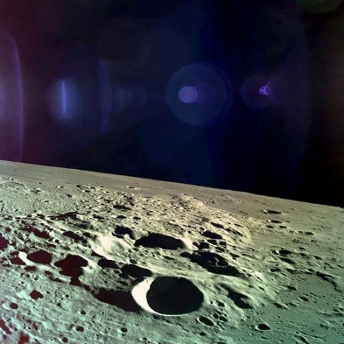 First privately funded mission to the Moon crashes