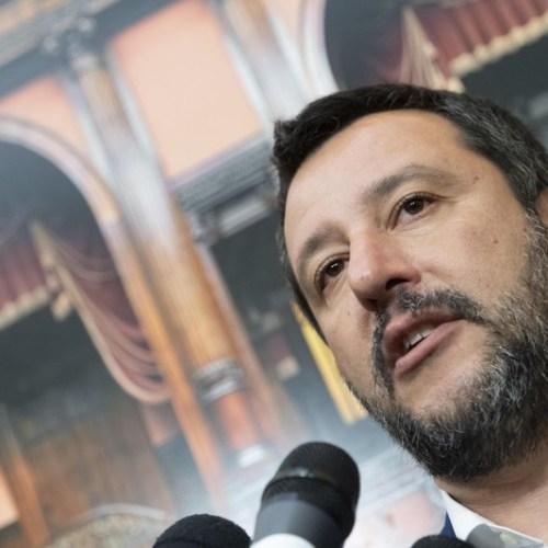 Salvini insists terrorist presence on migrants boats from Libya now a certainty