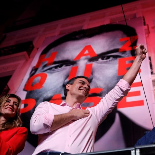 Socialists win in Spain