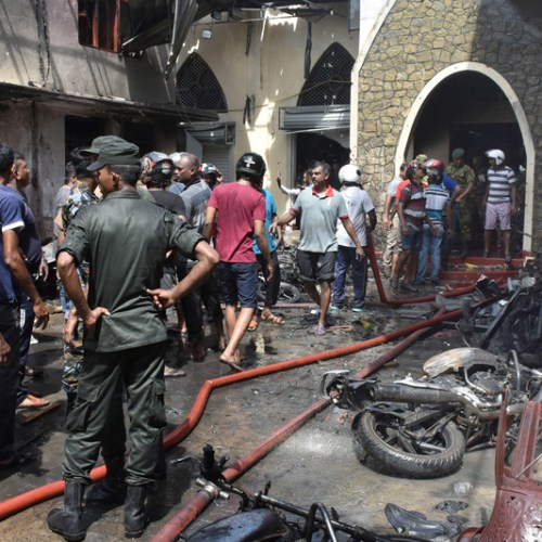 UPDATED: Churches and hotels across Sri Lanka hit by bomb blasts… at least 200 dead…country rocked by eighth blast