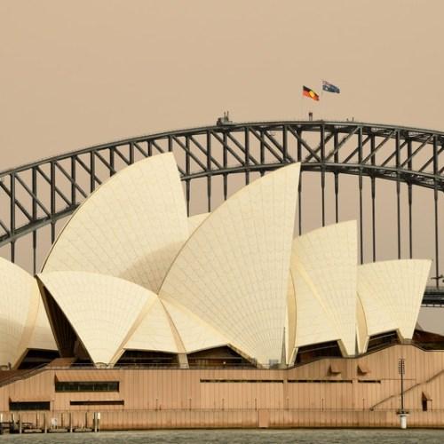 Sydney Opera House evacuated due to gas leak