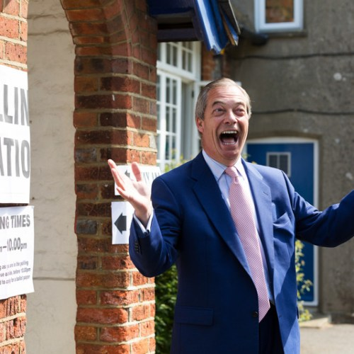 European Elections: Farage's party on course to come first in UK, Dutch Labor Party unexpected winner in the Netherlands