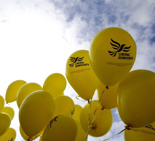 Liberal Democrats overtake Labour, while Tories end in fifth place in UK's latest polls