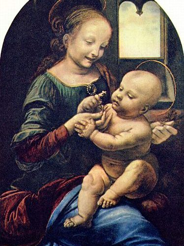 Leonardo's Madonna with Child to return to Italy…for two months on artist's 500th anniversary since his death