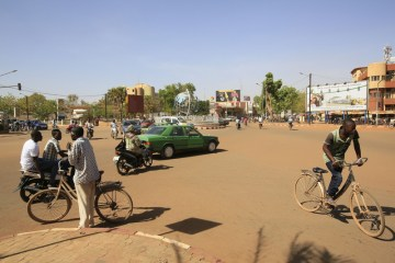 Another church targeted in Burkina Faso
