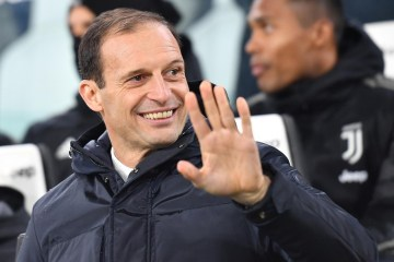 Serie A favourites Inter are an important test for his Juve side – Allegri