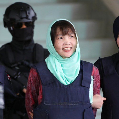 Vietnamese woman accused in killing of North Korean leader's half-brother in Malaysia set free