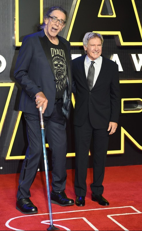Peter Mayhew dies at the age of 74