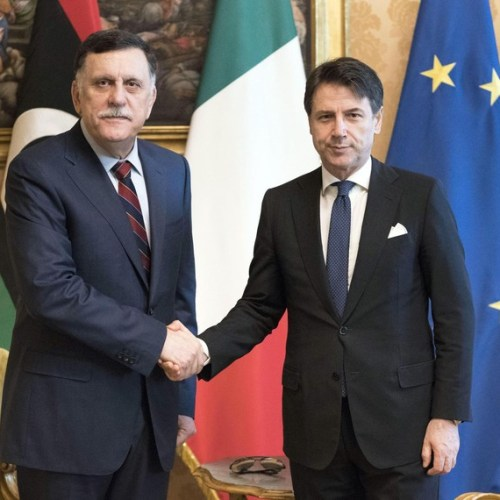Italy steps up efforts to mediate in Libya