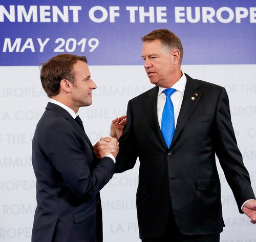 EU heads meet in Romania to chart bloc's next steps
