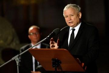 Russia is making EU climate goals look 'ridiculous', says Poland's Kaczynski