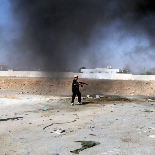 BBC finds evidence of alleged war crimes in Libya