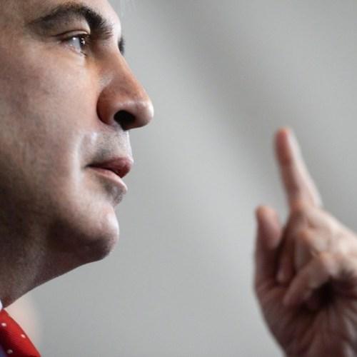 Former Georgian president Saakashvili gets back his Ukrainian citizenship