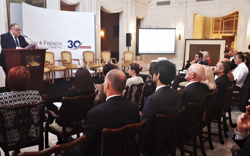 Business Between Malta and France On The Increase