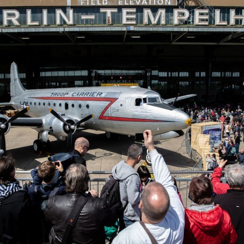 Slideshow: The Berlin Airlift remembered
