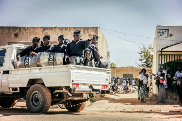 Four Catholics killed during a procession in Burkina Faso