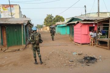 Nun murdered in Central African Republic