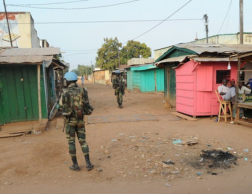 Nun murdered in Central African Republic