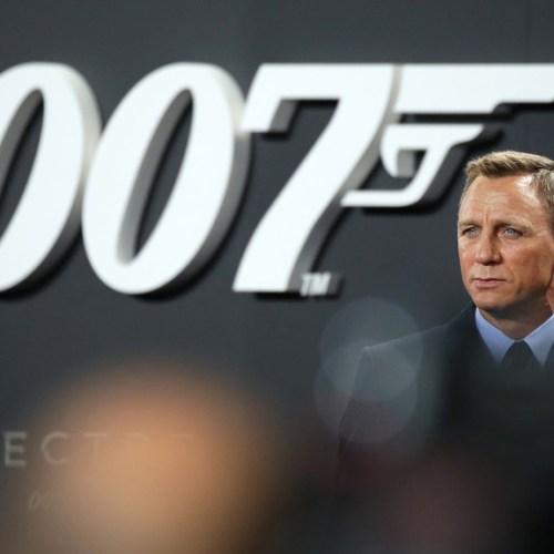 Daniel Craig injured during the shooting of latest James Bond movie