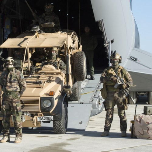 Two French soldiers killed in rescue of four hostages in West Africa
