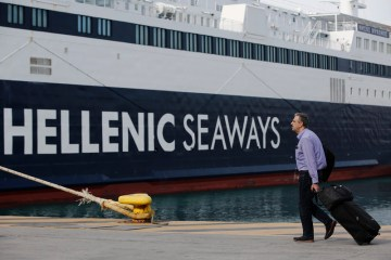 Greece wants 'realistic' EU green policy for shipping