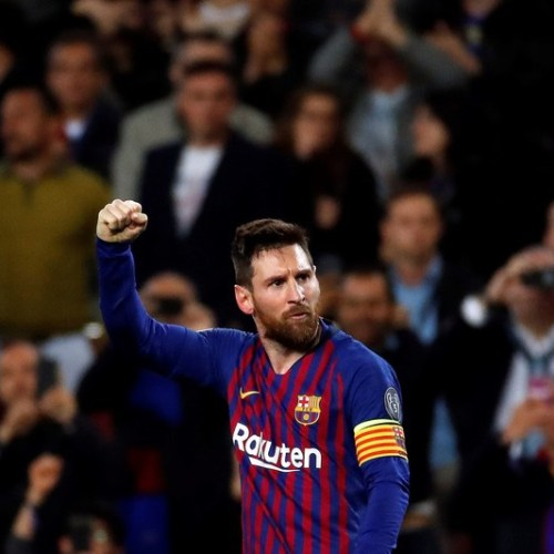 Messi scores 600th goal for Barcelona as team beats Liverpool 3 – 0