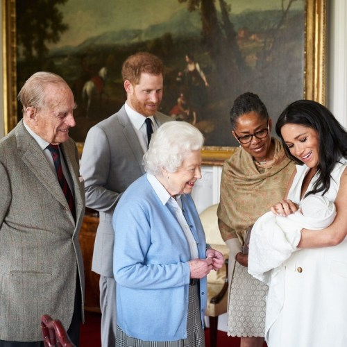 Royal Baby Archie to be baptized today