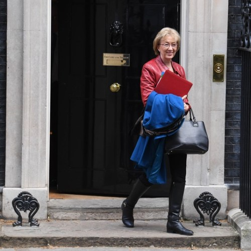 Andrea Leadsom, House of Commons leader, resigns over Theresa May Brexit bill