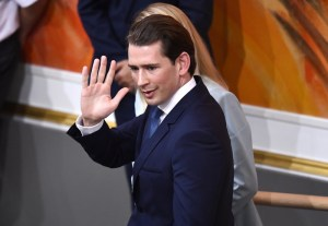Austrian Chancellor Kurz faces no confidence vote
