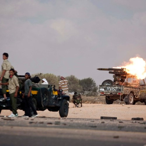 Libya's Haftar orders troops to shown no mercy on the enemy