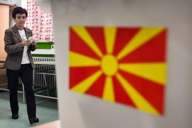 Second round of North Macedonia presidential elections
