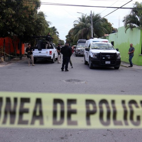 Journalist killed in Mexican tourist resort