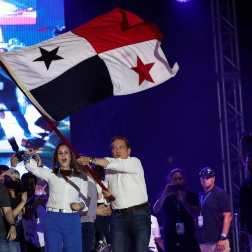 Cortizo wins in Panama… vows to clean up country's image