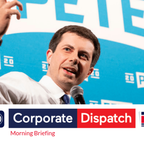 Corporate Dispatch Morning Briefing and News Review – Saturday 11th May 2019